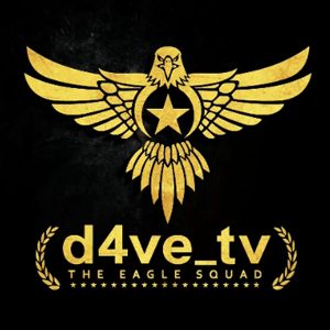 Ērgļa logotips - d4ve_tv